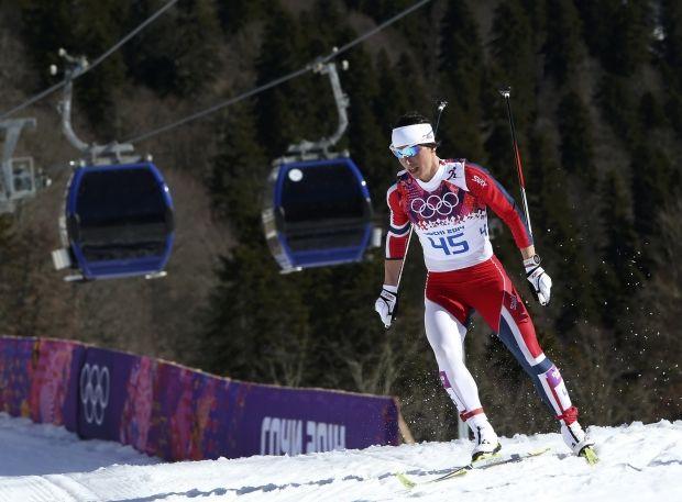 Лыжница Марит Бьорген объявила озавершении карьеры
