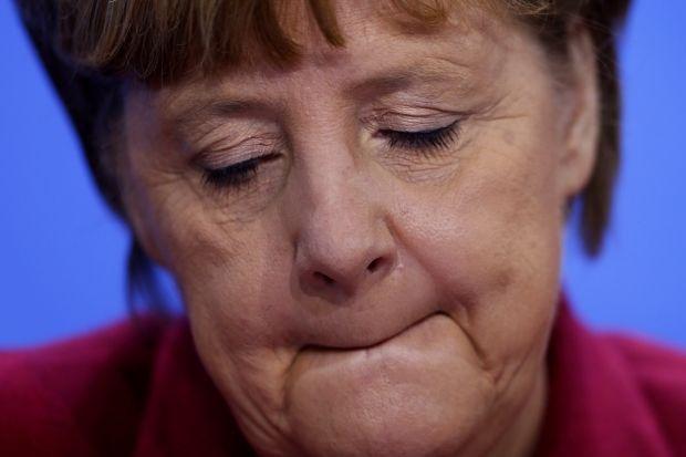 Меркель / REUTERS