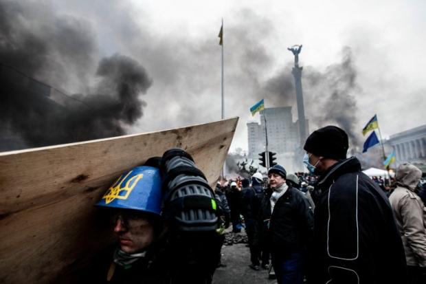 На Майдане ищут полсотни человек