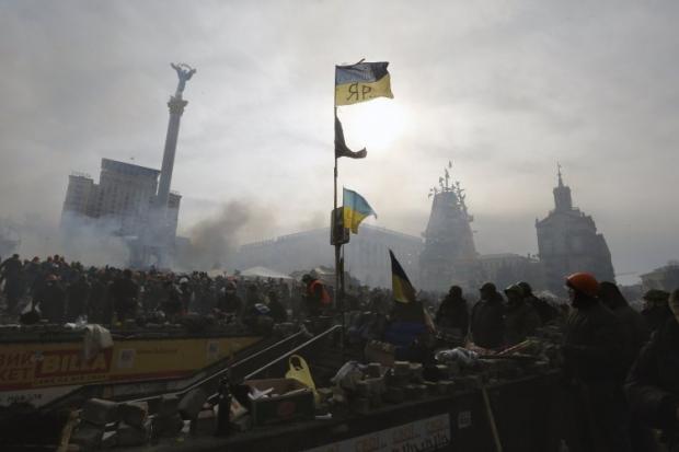 На Майдані все досить спокійно