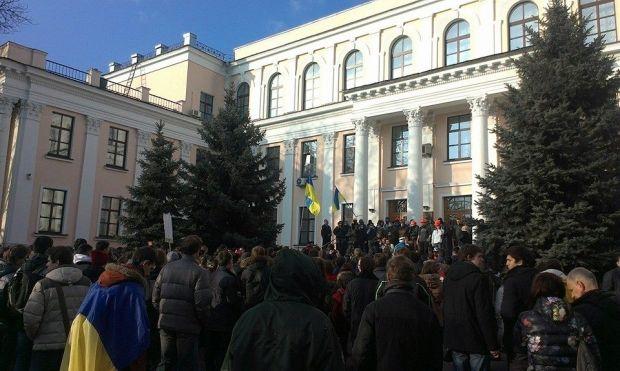 Студентам Крыма облегчили перевод в другие вузы / facebook александр рудоманов
