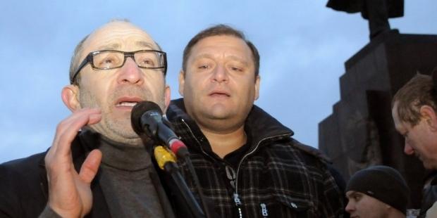 Добкина и Кернеса не пускают в ОГА