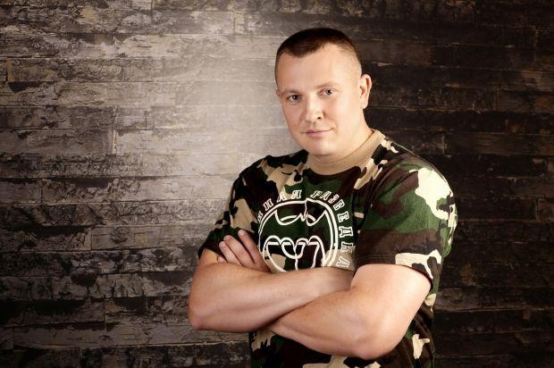 Александр Жилин, Оплот / oplot.info