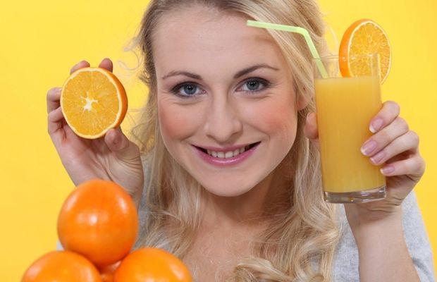витамины апельсины апельсин сок / Фото: Shutterstock