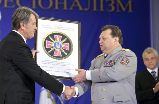 Депутати призначили Гвоздя уповноваженим за діяльністю розвідок в Україні