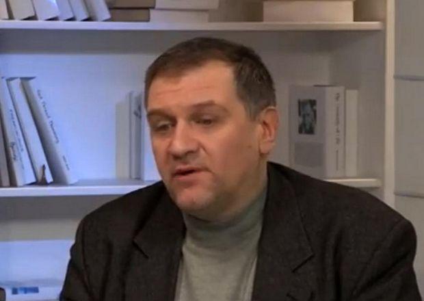 Алексей Гарань, профессор кафедры политологии «Киево-Могилянской академии» / kvedomosti.com