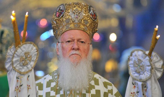 Ecumenical Patriarch of Constantinople of the Eastern Orthodox Church Bartholomew I / Photo from peoples.ru