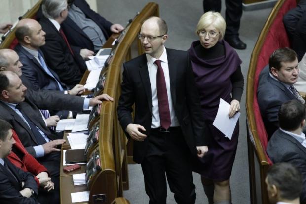 Инвалиды просят не давать Денисовой должность в новом Кабмине