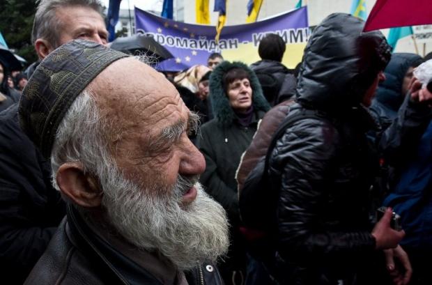 Права кримських татар утискують / УНІАН