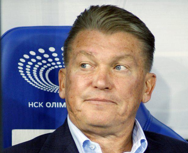 Олег Блохин / dynamo.kiev.ua