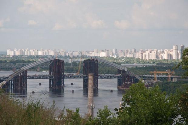 Подольский мост, Киев / panoramio.com
