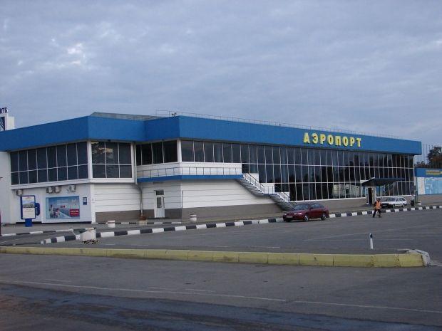 Аэропорт Симферополь / Википедия