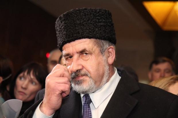 Лидер Меджлиса Рефат Чубаров