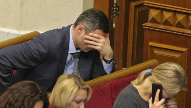 Кличко говорит, что пресс-конференция Януковича вызывает у него сожаление