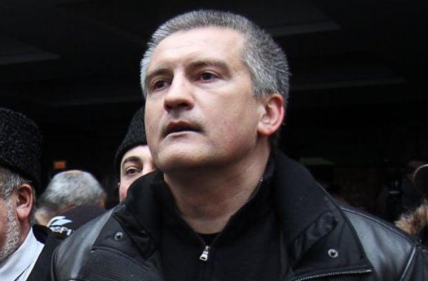 Аксьонов вважає, що свобода слова Криму не потрібна