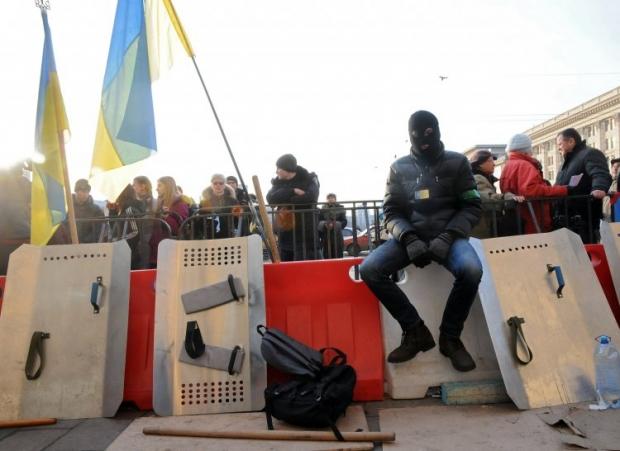 В Харькове во время штурма ОГА пострадали 97 человек