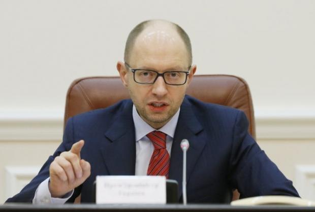 Яценюк: Військова інтервенція Росії стане закінченням відносин між Україною та РФ