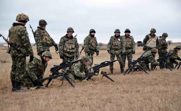 Українські військові / УНІАН