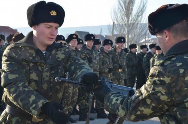 Украинские военные сдаваться не собираются