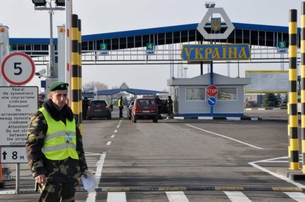 Украина усилила контроль