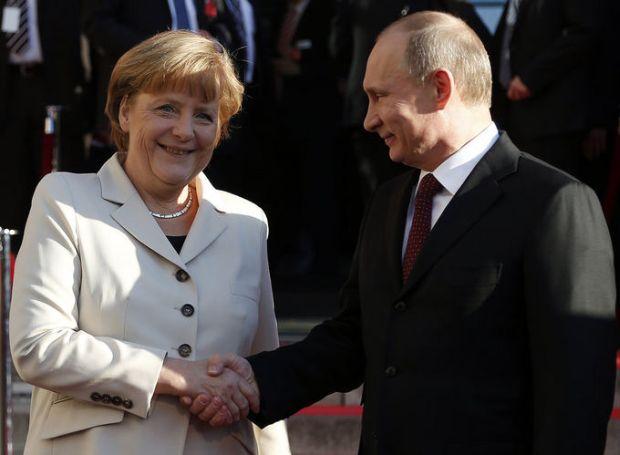 Меркель договорилась с Путиным по Украине /Scanpix / Postimees.ru /