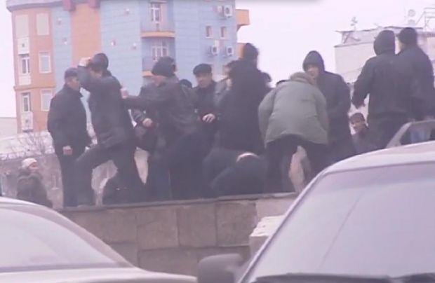 На Шишацкого напали / Телеканал Донбасс