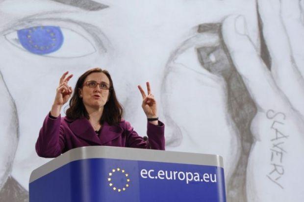 Сесилия Мальмстрем Foto: Reuters