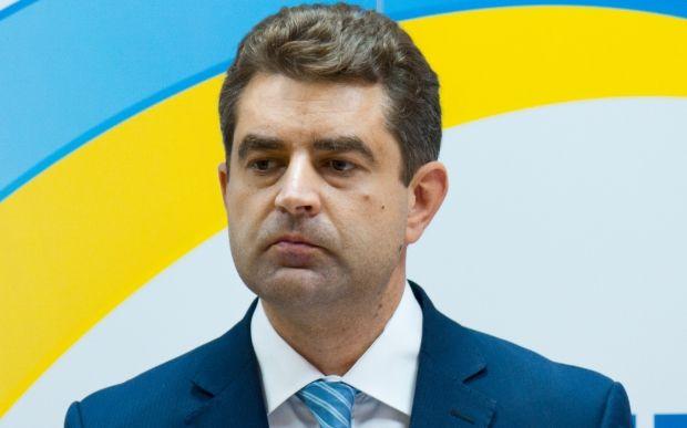 Євген Перебийніс / mfa.gov.ua