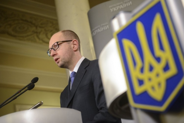 Яценюк предупредил Россию, что Украина будет действовать жестко