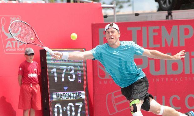 Марченко в первом раунде сыграет с итальянцем Сеппи / sport-xl.org