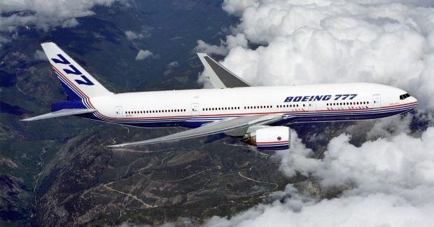Boeing 777-200 Сова Вікіпедія