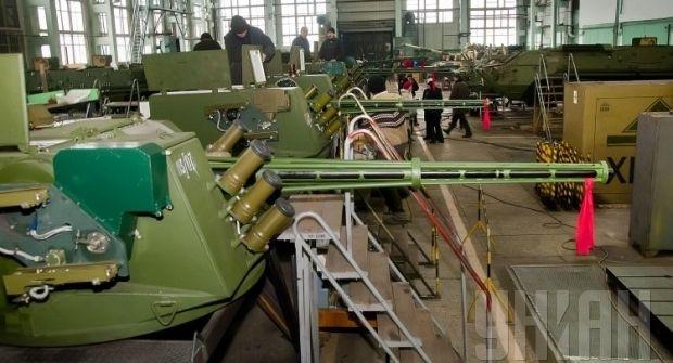 Харьковские предприятия изготовят партии БТР-4 для Минобороны / фото УНИАН