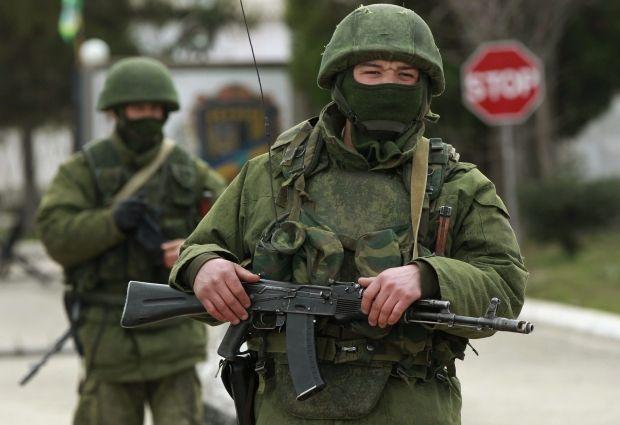 ЄСПЛ зобов'язав Росію утриматися від військових дій на території України / REUTERS