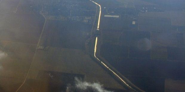 Более 80% воды в Крым идут с материка / wikimedia