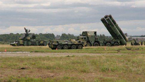 ЗРК С-300 / фото arms-expo.ru