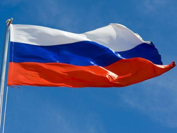 Флаги РФ подняты по всему Крыму / newimages.ru