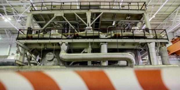 На 25 марта в работе находятся 12 из 15 энергоблоков атомных электростанций