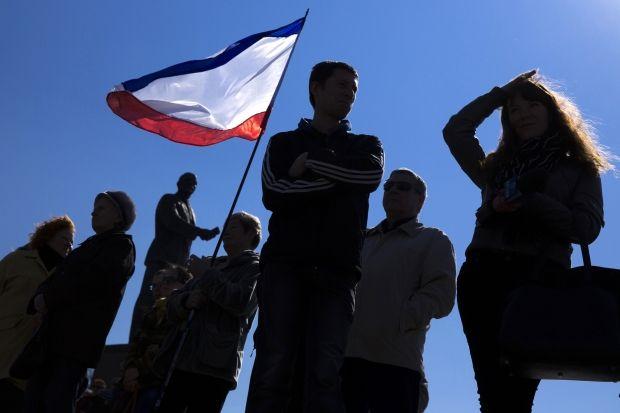 Основная категория украинцев, которая стремится получить гражданство РФ - трудовые мигранты / REUTERS