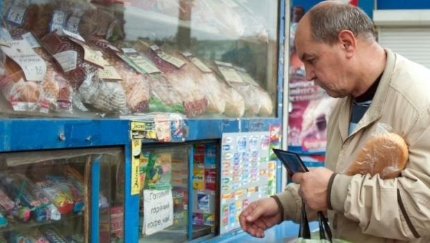 Рост цен негативно отражается на материальном положении украинцев / Фото УНИАН