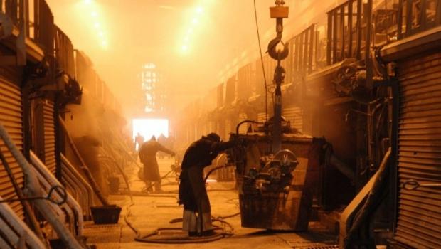 Металлурги за квартал нарастили убытки в 4 раза / Фото УНИАН
