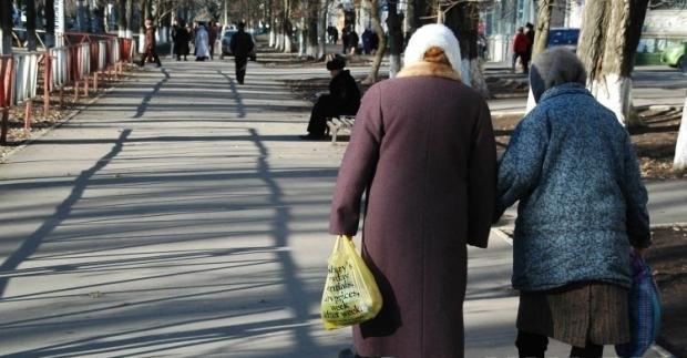 В России снова замораживают накопительную часть пенсии / Фото УНИАН