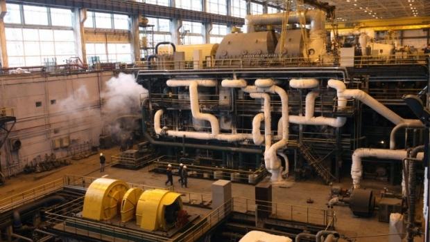 Славянская ТЭС осталась без угля / Фото УНИАН