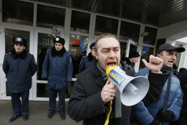 """Мирошниченко признался, что действовал """"не совсем корректным способом"""""""