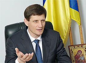 Вице-премьер Украины Александр Сыч