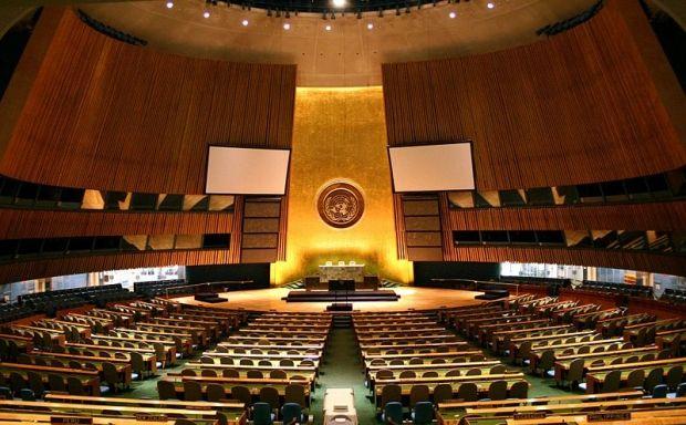Сьогодні Порошенко виступить на Генеральній асамблеї ООН / wikimedia.org