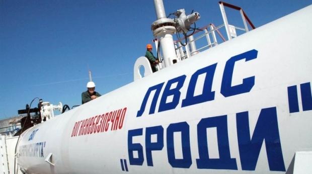 Для достройки нефтепровода нужны частные инвестиции / Фото УНИАН