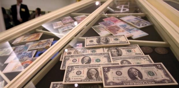 Доллар снова приближается к отметке 12 грн / Фото УНИАН