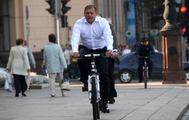 Добкин едет на восток Украины