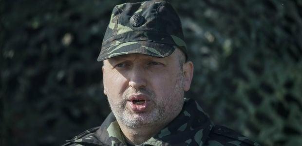 Turchynov leaves for east of Ukraine – Vice Speaker / REUTERS