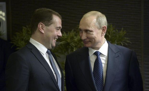Путин предложил сделать вСевастополе школу для одаренных детей